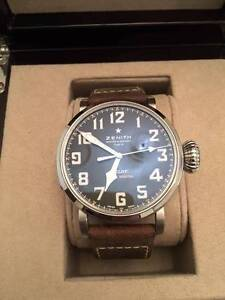 Zenith Pilot Watch (Mint Condition) Kings Langley Blacktown Area Preview