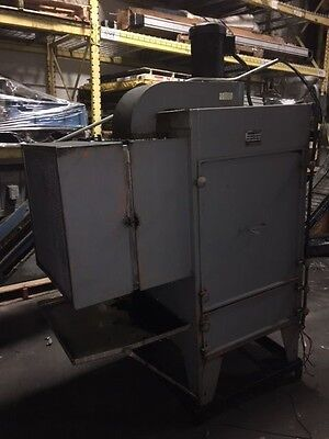 Torit Donaldson Mc-1000 Dust Collector 230-460 V 3 Hp Used Warranty