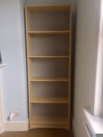 Tall Bookshelf, Pine effect