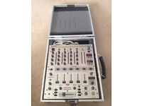 Behringer DJX700 PRO Mixer - Professional 5-Channel Mixer, As NEW + Flight Case, Hrlow £245