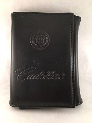 1994 CADILLAC ELDORADO OWNERS MANUAL CASE SET --  COMPLETE w / Solar Calculator