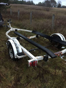 16ft Trail Craft Boat trailer for sale