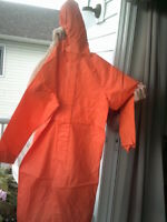 REDUCED! Waterproof Rainsuit one-piece Coverall