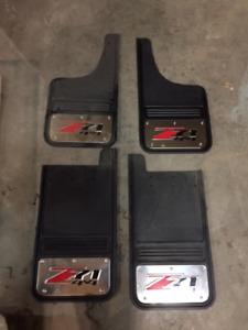 Z71 Mud Flaps
