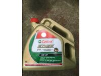 Castrol edge fully synthetic oil
