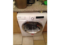 brand new immaculate hoover washing machine was £329