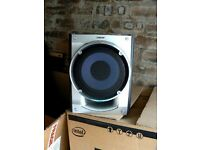 Sony speakers (2) for sale in good order pick up only east kilbride