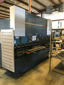 2006 Durma E3090 99 Ton X 10' Hydraulic Press Brake (#1988)