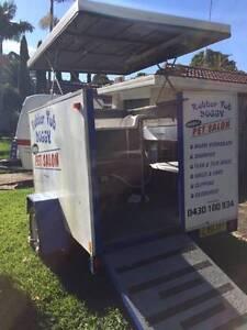 Dog Wash Trailer Dundas Parramatta Area Preview