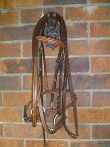 Soft Leather J and L Bridle - Urgent Sale $150 worth Samford Valley Brisbane North West Preview
