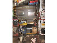 Garage clearance tools etc CRYPTON MACHINE TESTER WORKING ORDER VINTAGE BEDFORD
