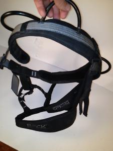 harnais d'escalade / climbing harness - taille MEDIUM femme