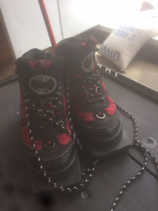 Three Pin Cross Country Boots Size Eur 35
