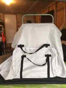 Rolling Massage Table Bags - 2 Total