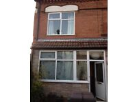 2 double rooms available in a shared house in Balsall Heath