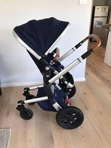 Joolz Day Pram in Parrot Blue, Excellent Condition Kellyville The Hills District Preview