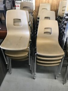 Chairs, STUDENT / LUNCHROOM chairs great condition $9.99
