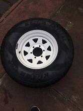 Sunraysia wheels with 265 / 70 R15 Kenda tyres Elwood Port Phillip Preview