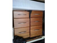 Drawers, storage, desk and seat only 35 must go