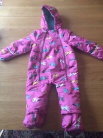 Joules Girls Winter Suit - EXCELLENT CONDITION / LIKE NEW
