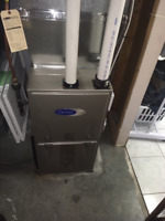 Licensed Heating and Cooling Mechanic... Furnace Install