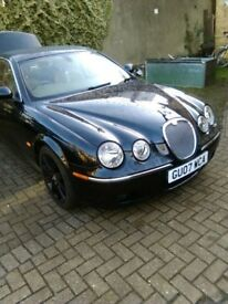 Jaguar S type 2007 bargain quick sale