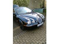 Jaguar S type 2007 bargain quick sale