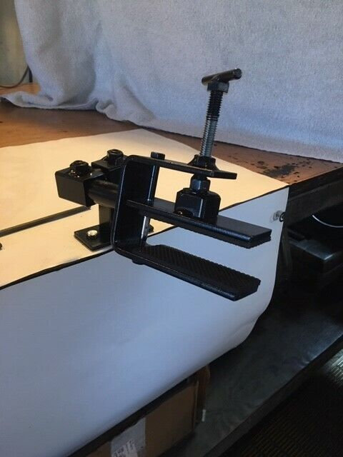 Suregrip (TM) Pro Archery Bow Vise …..Fits new wide limb bows..X-Y-Z axis...360*