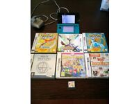Nintendo 3ds + games