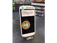 Samsung Galaxy S III I747 16GB Marble White -- EE