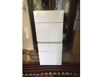 Habitat Perouse Bedside Cabinets x 2