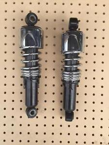 Low profile Slammer Shocks