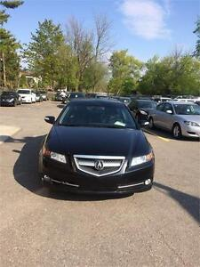 2007 Acura TL w/Navigation Pkg safety&E test include in price