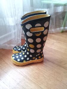 Bogs Girls Rainboots size 13