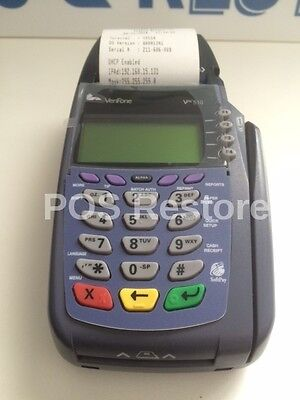 Verifone Vx510 Dual Comm Ethernetdial Scr 6mb Unlocked