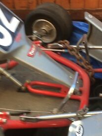 Petrol 100 cc Go kart