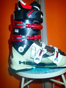 Bottes de Skis Head Victor 309 mm 26.0 pour femme neuf.