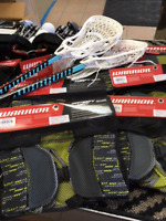 Lacrosse equipment@ Rebound!!!!