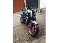 Stunt moto bike
