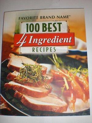 FAVORITE BRAND NAME 100 BEST 4 INGREDIENT