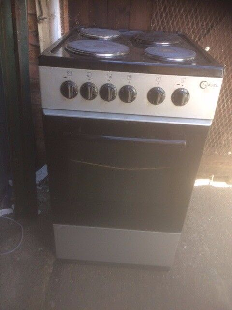 £87.29 Milano electric cooker+50cm+3 months warranty for £87.29