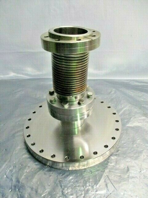 Blank Off Pumping Flange Bellows, Cover, Pumping Port, Gate Valve, Turbo, 100966