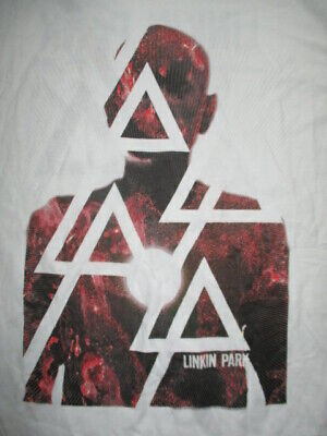 2012 LINKIN PARK Concert Tour (XL) T-Shirt Chester Bennington