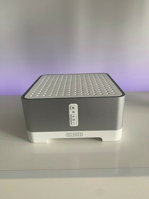Sonos CONNECT: AMP ZP100 / S1 Compatible / Streaming Amplifier