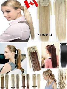 PONYTAIL Hair extensions, like REAL HAIR *****BIG SALE!!