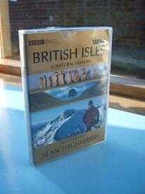 2 DVD Box Sets - Great British Journeys & British Isles a Natuaral History