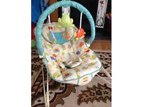 Fisher-Price Turtle Days Bouncer