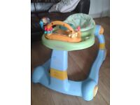 MAMAS & PAPAS - Tiny Steps walker with activity centre