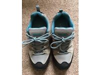 Ladies walking boots size 5, Mountain Warehouse