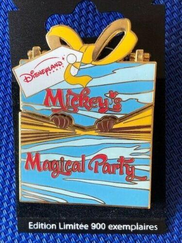 Disney DLRP Pin Trading Day 2009 Mickey